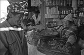 The coca leaf, used by all miners in order to increase their stamina and suppress their hunger for their usual 10-12 hour shift.: by candid, Views[291]