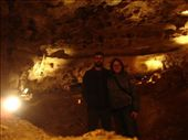Hard to set up, this award-winning photo of two oiks in a cave in Naracoorte is excellent, and can be purchased from all major outlets.: by candjmcshane, Views[147]