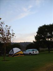 Home, sweet home. Vehicle and tent in perfect harmony. [Eden]: by candjmcshane, Views[223]