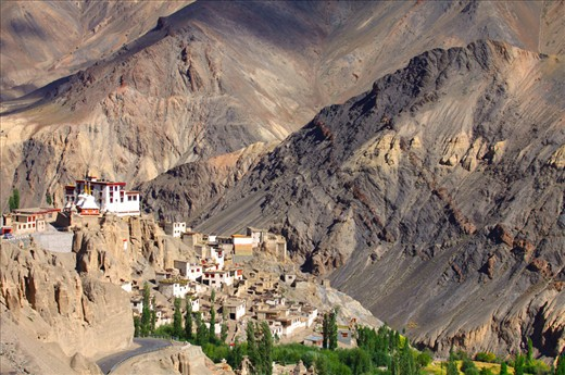 gYung-drung Monastery.