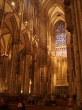 The innards of the Dom. Guys were made to take off their santa hats: by carm, Views[157]