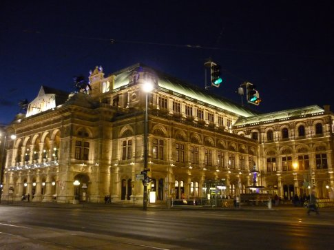 Opera in Wien