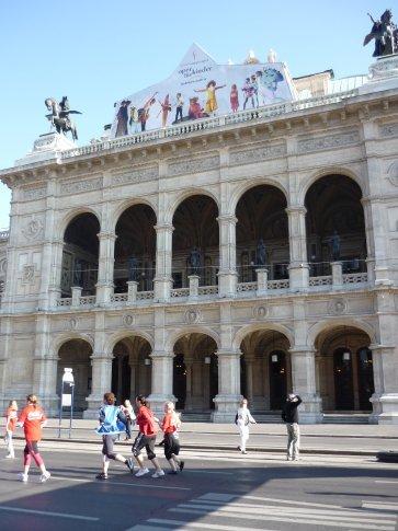 Vienna marathon, anyone?
