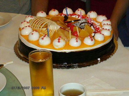 cake number 1
