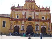 Church at San Cristobel de las Casas: by carolwil, Views[89]