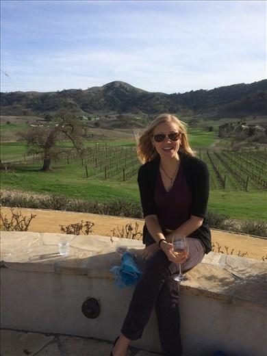 California winery.