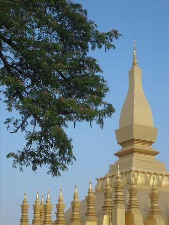 Pha That Luang, Vientane