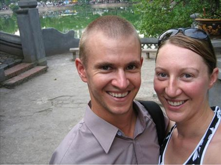 Us in Hanoi
