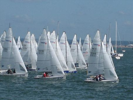 This is what Cowes week is all about