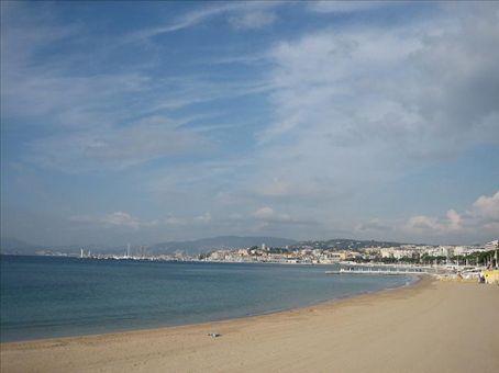 La Croisette Beach, Cannes