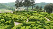 Crazy topiary at the jardin du Marqueyssac: by catherine_and_james, Views[2974]