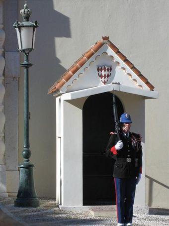 Grimaldi Guard, Monaco