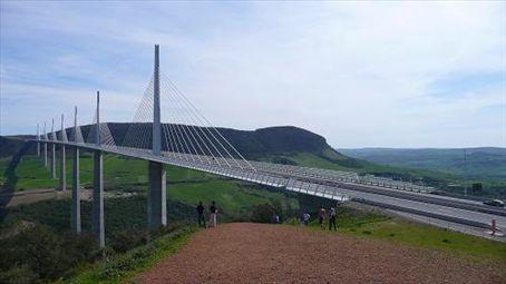 Viaduct at Millau