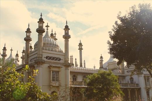 Brighton's Royal Pavilion