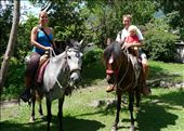 Long horse ride for everyone - San Pedro: by ccandj6monthsaway, Views[358]