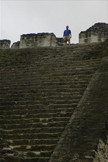 Mundo Perdido - one of the few you can climb
