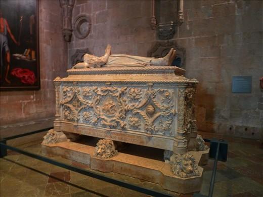 Tomb of Vasco de Gama