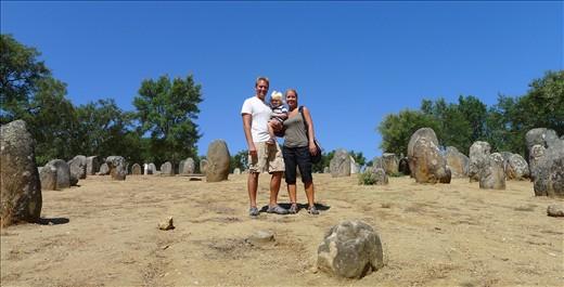 Evora monoliths
