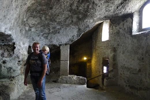 Catacombs above St. Peter's Church - Salzburg