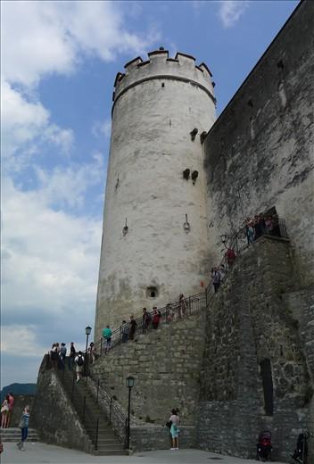 Gotta love castles - Salzburg