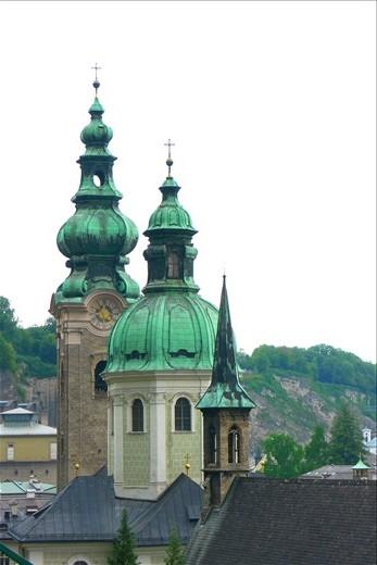 St Peter's Church Spires