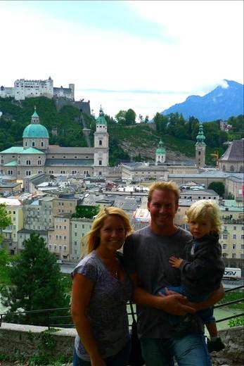 Last photo on Salzburg
