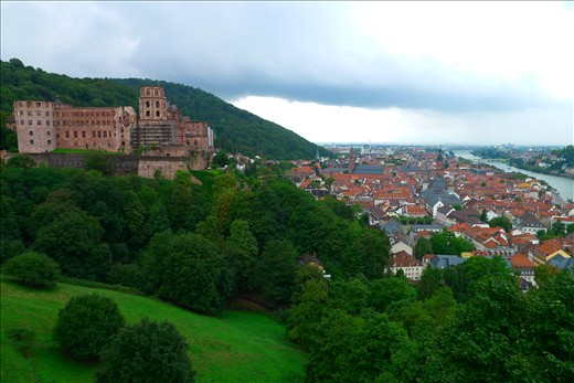 Heidelberg - such a beautiful city!