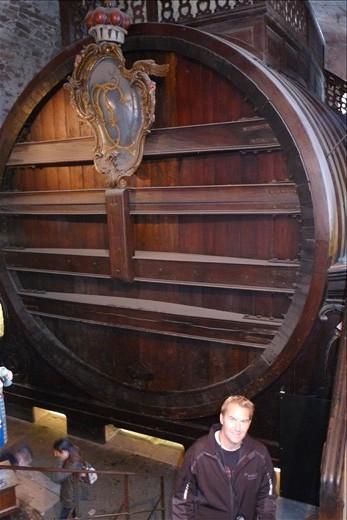 Biggest Wine Barrel in the World