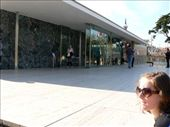 Mies van der Rohe paviljoen: by celine_in_barcelona, Views[254]