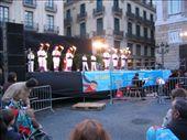 dansje voor sta. Eulalia: by celine_in_barcelona, Views[272]