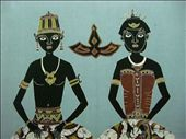 Batik painting: by celinexiaolin, Views[466]
