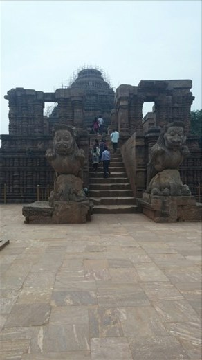 Konark main gate