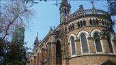 Original campus building of first Mumbai university: by cfitchey, Views[80]