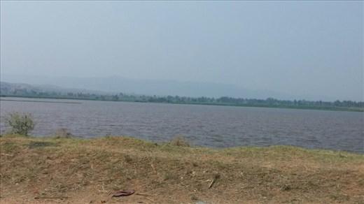 Irrigation lake