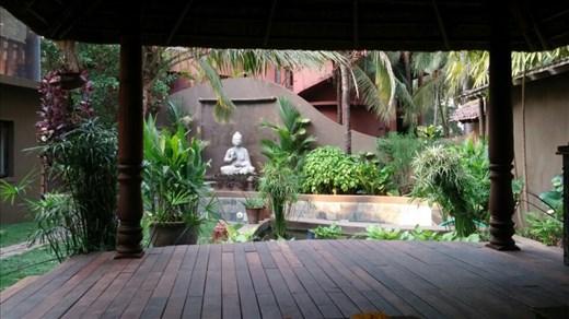 Grounds of Ashiyana Yoga