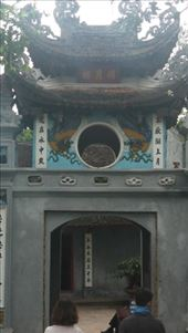 Ngoc Son Temple: by cfitchey, Views[111]