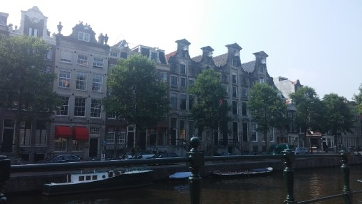 Beautiful Dutch mansions from 1600s