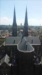 Maria Van Jessekerk from New Church Tower: by cfitchey, Views[56]