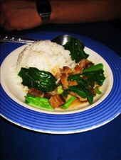 Pork and greens!: by chanelle_ross, Views[284]