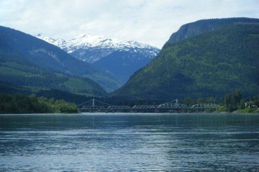 Revelstoke Lake June 13th