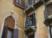 A quaint balcony fit for one Venetian : by cheriap, Views[137]