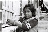 I saw her in a ladder-street standing near a window. Balat; İstanbul, 2006.: by childistanbul, Views[266]