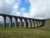 Ribblehead Viaduct.....the victorians didn't do anything by halves!: by chloe, Views[339]