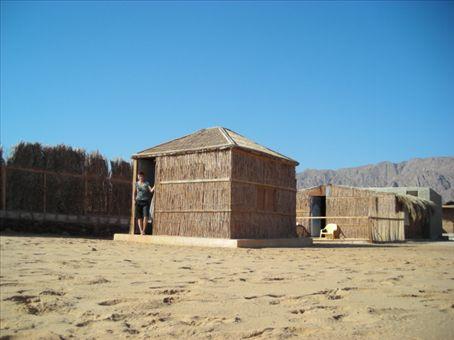 me and my beach hut