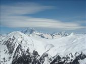 mt blanc with a cool cloud: by chloe, Views[187]