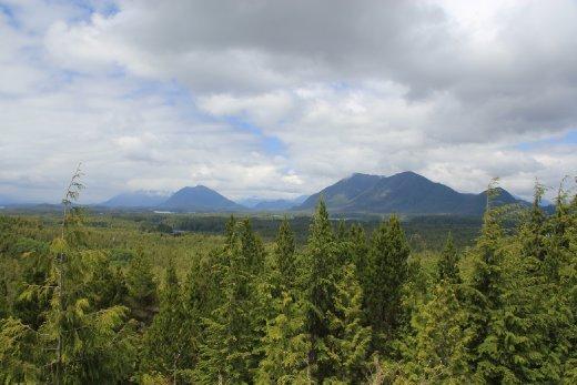 View from Radar Hill Tofino