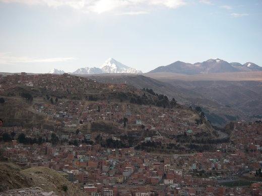 La Paz....its a mad mad city