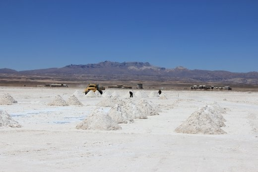 Salt works. Earn a couple of $US dollars for 50kg of salt.