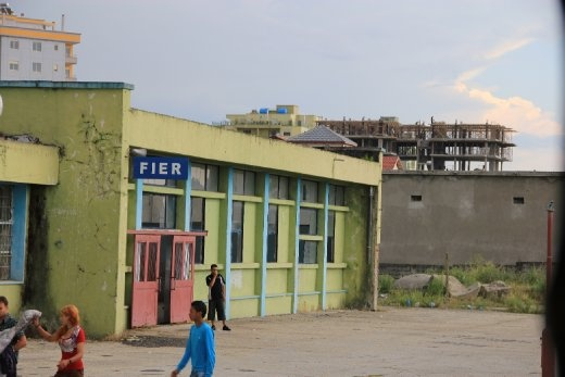 Fier - a city in Albania (check wikitravel)