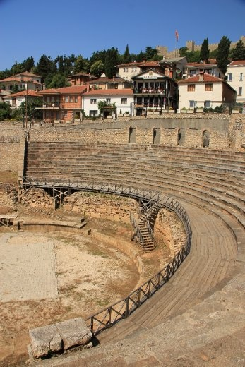 Antique theatre